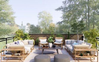 Få mere brug ud af din terrasse med nye havemøbler