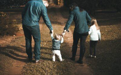 Hvad gør det ved os at få børn?