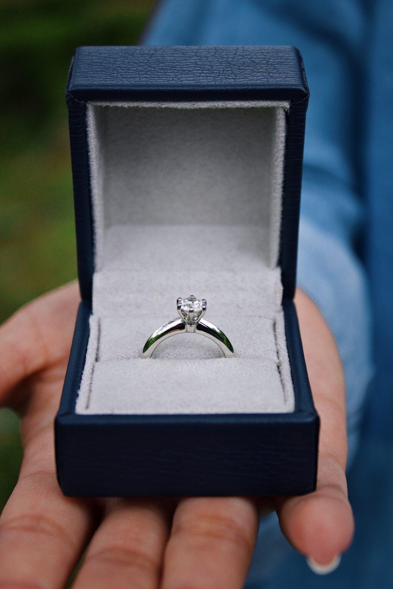Forlovelsesring – overrask personen i dit liv