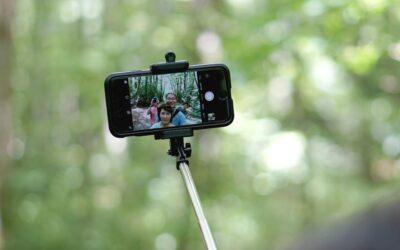 Selfie stick – få det perfekte selfie