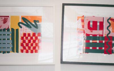 Pynt hjemmet med plakater fra Paper Collective