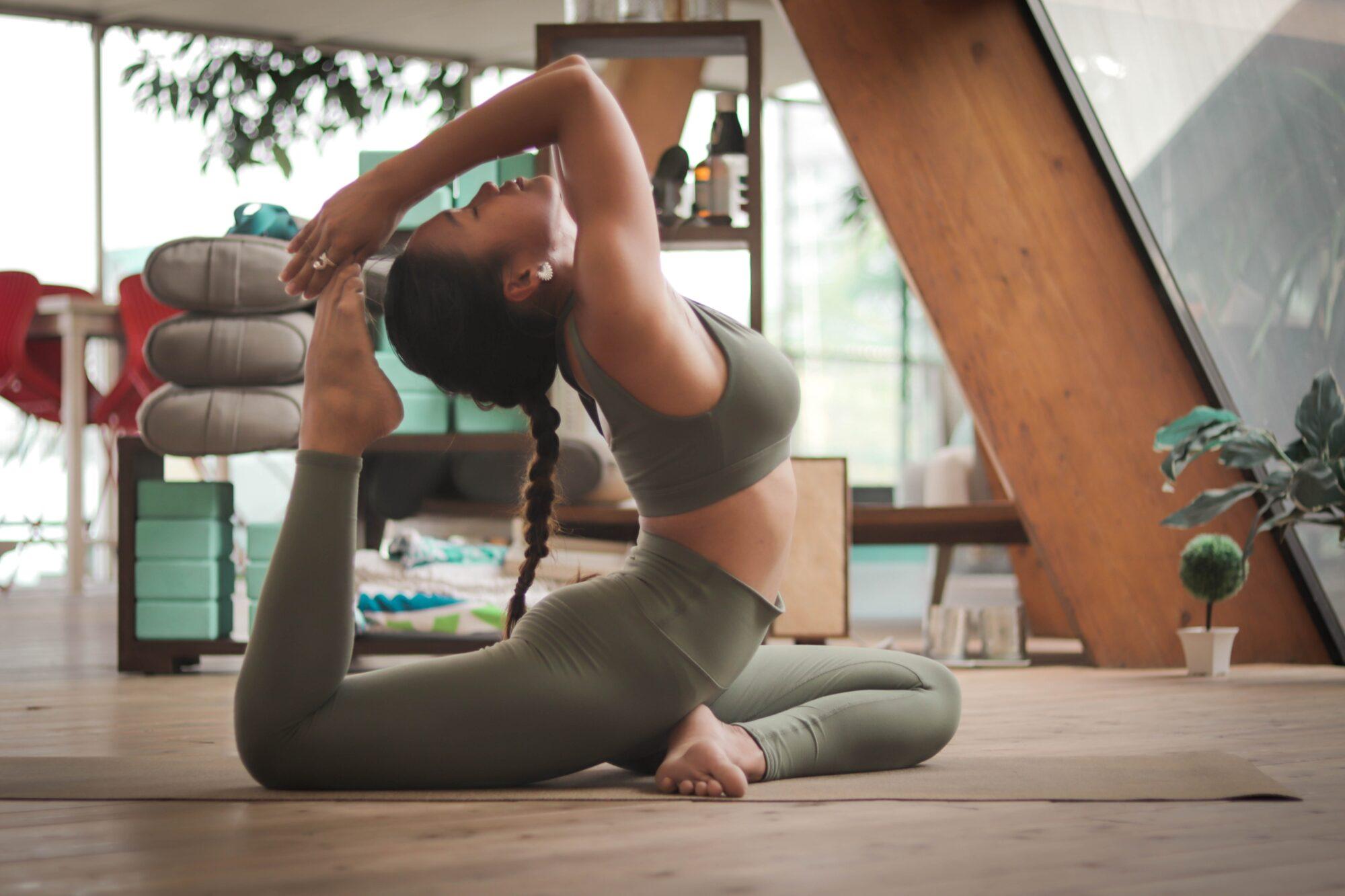 Yoga udstyr til at optimere din yogatime