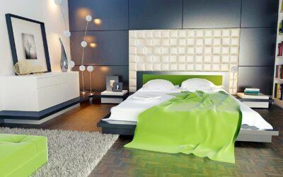 Få romantik ind i hjemmet med vægpaneler
