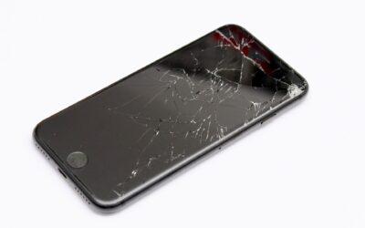 Den ødelagte Iphone