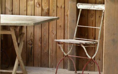 Gør din indretning ekstraordinær med pallemøbler