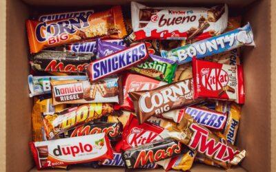 Forkæl dig selv med en lækker chokoladebar